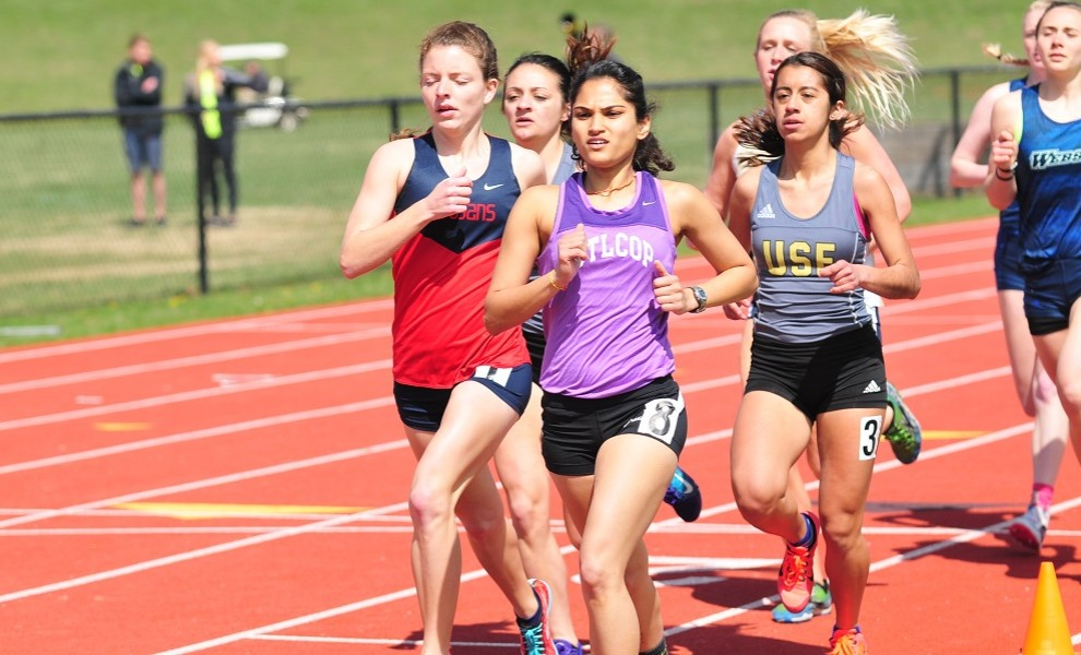 Janki Patel leads the pack.